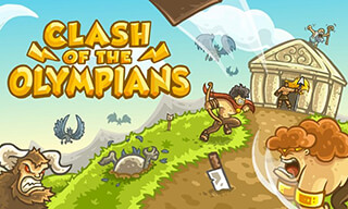 Clash Of The Olympians скриншот 1