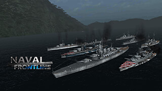 Naval Frontline: Regia Marina скриншот 2