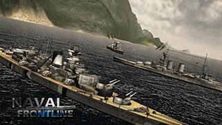Naval Frontline: Regia Marina скриншот 3