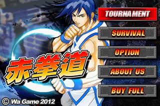 Kung Fu Do Fighting скриншот 1