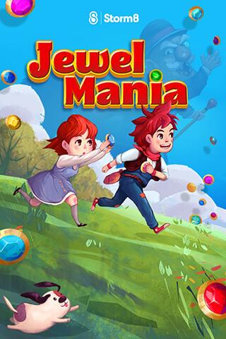 Jewel Mania скриншот 1