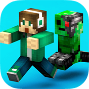 Crossy Creeper: Smashy Skins иконка