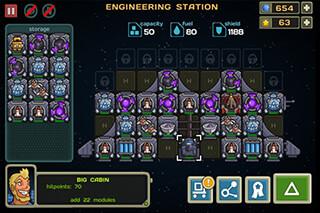 Galaxy Siege 2 скриншот 2