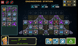 Galaxy Siege 2 скриншот 4