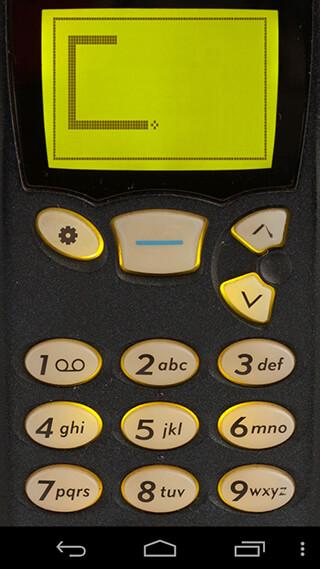 Snake 97: Retro Phone Classic скриншот 1