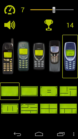 Snake 97: Retro Phone Classic скриншот 3