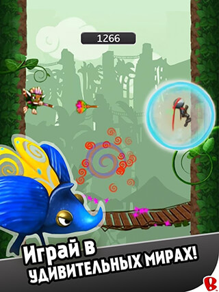 Ninjump Dlx: Endless Ninja Fun скриншот 4