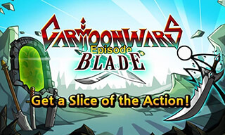 Cartoon Wars: Blade скриншот 1