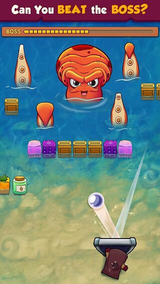 Brick Breaker Hero скриншот 2