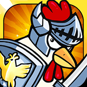 Chicken Revolution: Warrior иконка