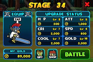 Chicken Revolution:  Warrior скриншот 4
