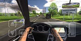 Russian Driver 3: Voyage скриншот 1