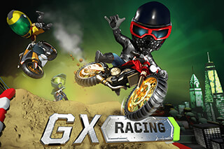 GX Racing скриншот 2