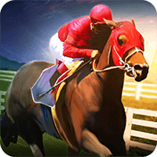 Horse Racing 3D иконка
