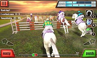 Horse Racing 3D скриншот 1