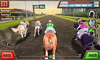 Horse Racing 3D скриншот 2