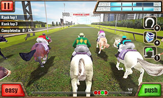 Horse Racing 3D скриншот 4