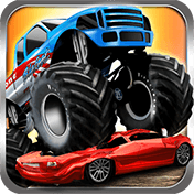 Monster Truck Destruction иконка