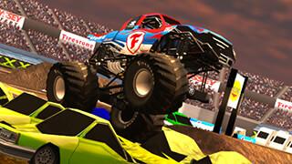 Monster Truck Destruction скриншот 1