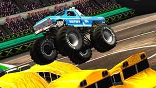 Monster Truck Destruction скриншот 2