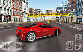 Drift Max: City скриншот 4