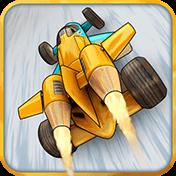 Jet Car Stunts 2 иконка