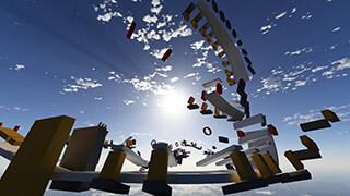 Jet Car Stunts 2 скриншот 2