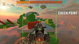 Jet Car Stunts 2 скриншот 3