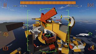 Jet Car Stunts 2 скриншот 4