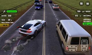 Race The Traffic скриншот 1
