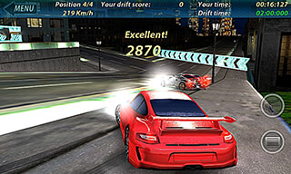 Need For Drift: Most Wanted скриншот 1