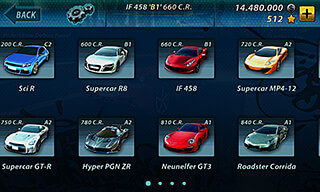 Need For Drift: Most Wanted скриншот 2