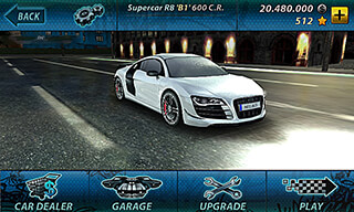 Need For Drift: Most Wanted скриншот 3