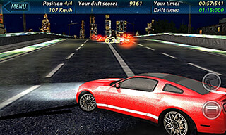 Need For Drift: Most Wanted скриншот 4