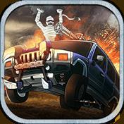 Monster Car: Hill Racer иконка