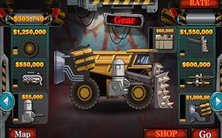 Monster Car: Hill Racer скриншот 3