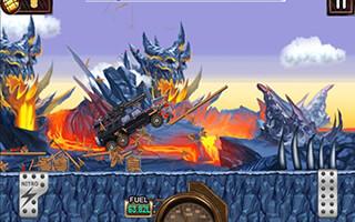 Monster Car: Hill Racer скриншот 4