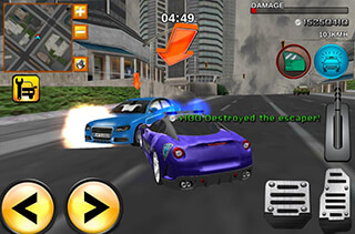 Crime City: Real Police Driver скриншот 1