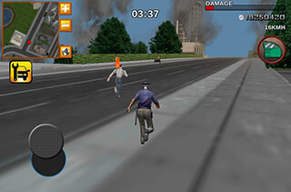 Crime City: Real Police Driver скриншот 2