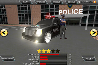 Crime City: Real Police Driver скриншот 3