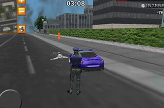 Crime City: Real Police Driver скриншот 4