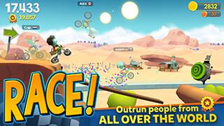 Big Bang: Racing скриншот 1