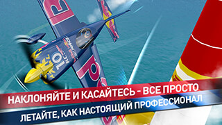 Red Bull Air Race The Game скриншот 3