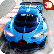 Crazy Racer 3D: Endless Race иконка