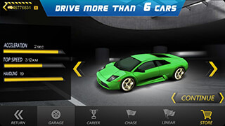 Crazy Racer 3D: Endless Race скриншот 3