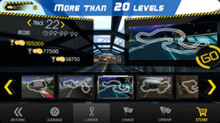 Crazy Racer 3D: Endless Race скриншот 4