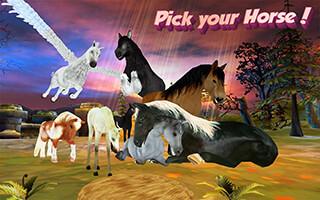 Horse Quest скриншот 1