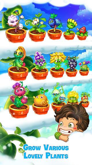 Sky Garden: Farm In Paradise скриншот 1