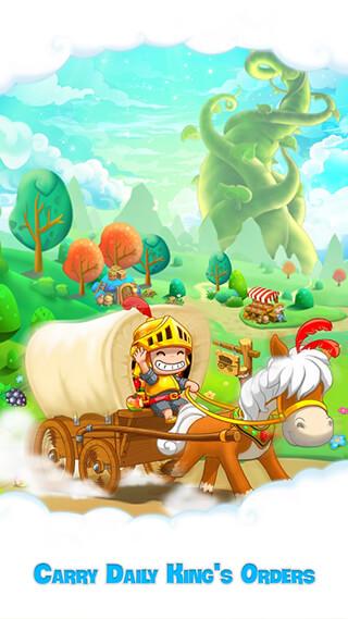 Sky Garden: Farm In Paradise скриншот 3