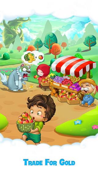 Sky Garden: Farm In Paradise скриншот 4